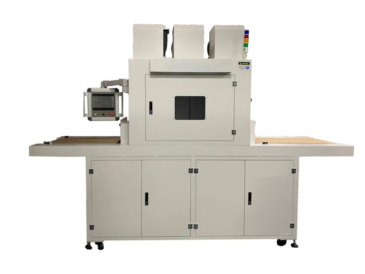 600SES 节能型铁氟龙网带式UV机